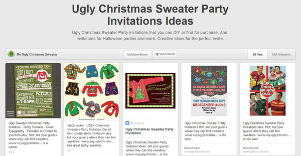 Ugly Christmas Sweater Party Ideas 10 Tips To Having A Great Party