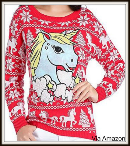 cute-unicorn-christmas-sweater-v28