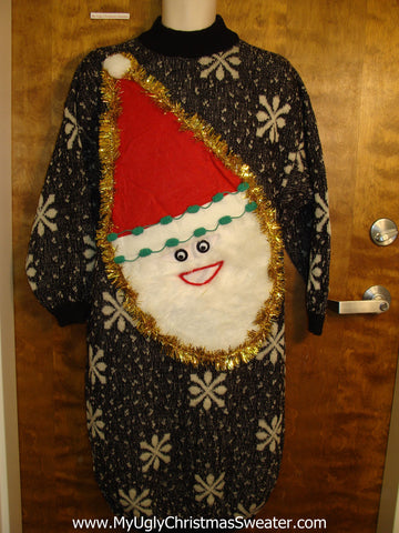 Ugly Christmas Sweater Party Dress Size Large