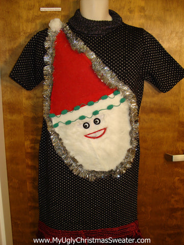 Ugly Christmas Sweater Party Dress Size S