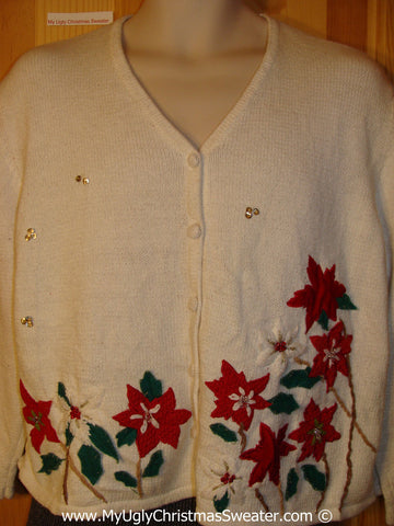 Tacky Poinsttas Sweater (f1248)
