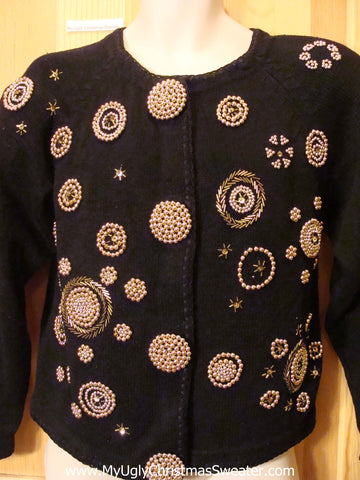 Bling New Years or Christmas Sweater