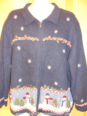 Ugly Christmas Sweater Wms Mens XXXL or 4XL