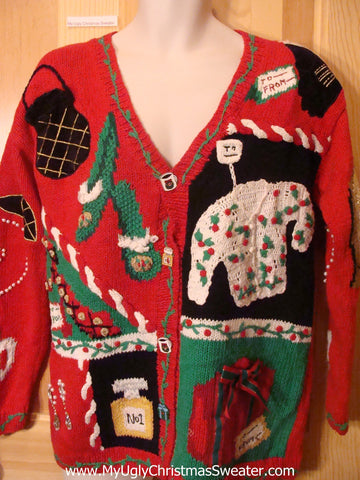 Holy Grail of Ugly Christmas Sweater 80s Favorite Gifts