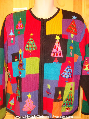 Blinding Colors Cheesy Christmas Jumper Sweater