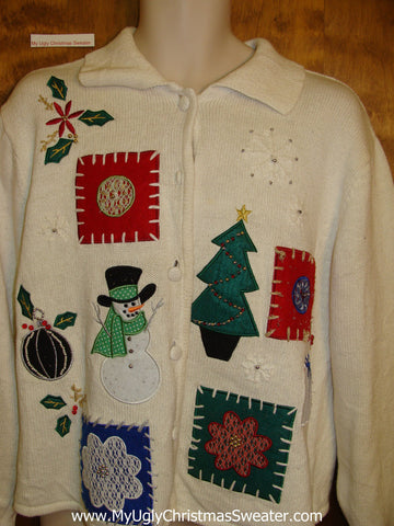 Ugliest Christmas Sweater Cheap and Fun