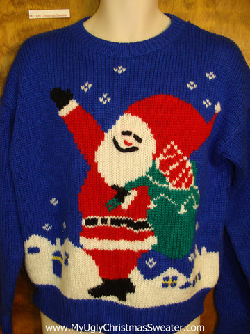 Horrible Ugly Christmas Sweater Pullover