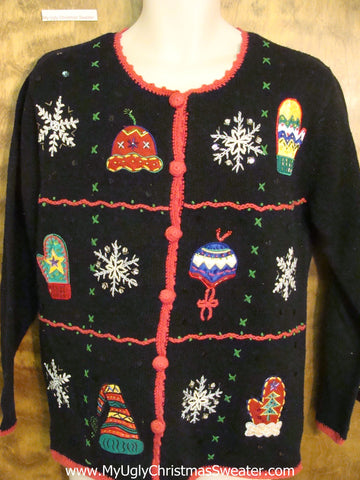 What to Wear Cheap Ugly Christmas Sweater