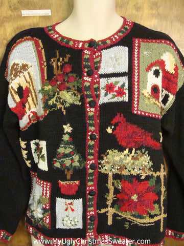 The Worst Horrible Cheap Ugly Christmas Sweater