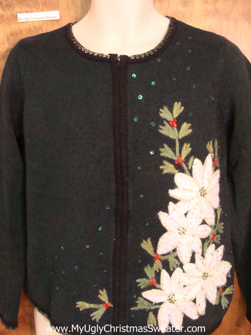 Simple Tackyness Cheap Ugly Christmas Sweater