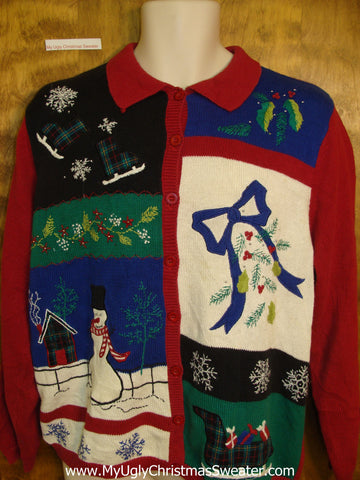 Cheap and Fun Ugly Christmas Sweater