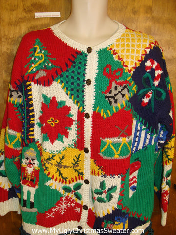 Worst Ever Holy Grail of Ugly Christmas Sweater