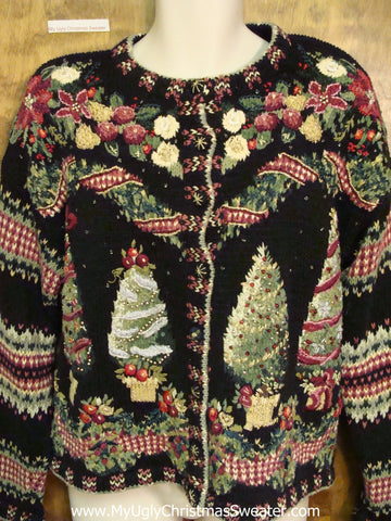 Horrible Best Ugly Christmas Sweater