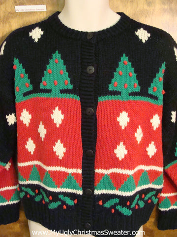 Super Bold 80s Ugly Christmas Jumper