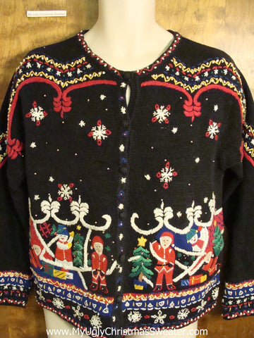 Nordic 2sided Great Ugly Christmas Sweater