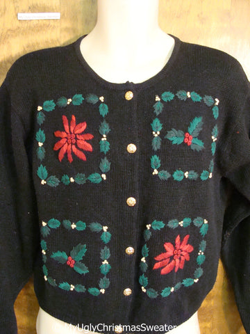 Cheap 80s Horrible Ugly Christmas Sweater