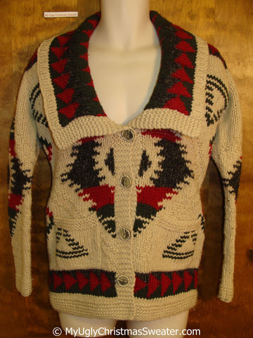 Tacky Classic Vintage Christmas Sweater