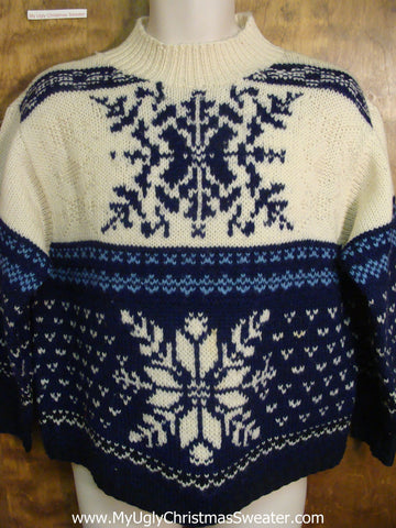 Funny Ugly Sweater for a Christmas Party