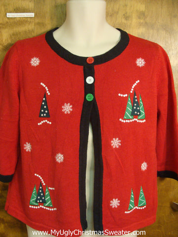 Christmas Tree Bad Christmas Sweater
