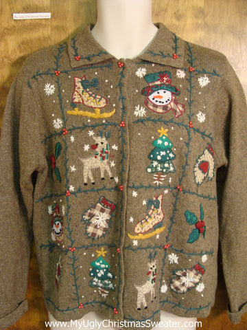 Christmas Favorites Cheap Bad Christmas Sweater