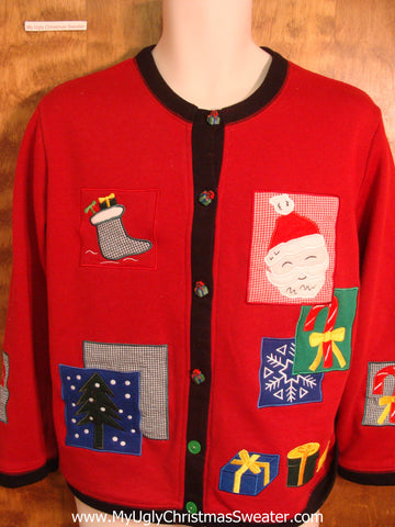 Christmas Fun Bad Christmas Sweater