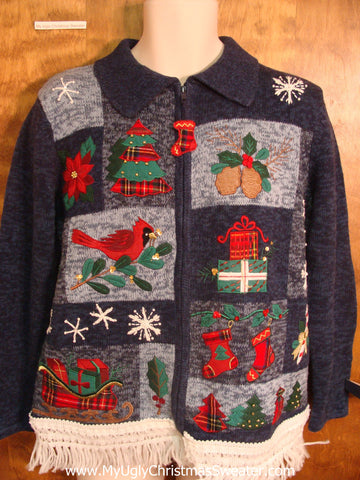 Fun Outdoors Ugly Xmas Sweater