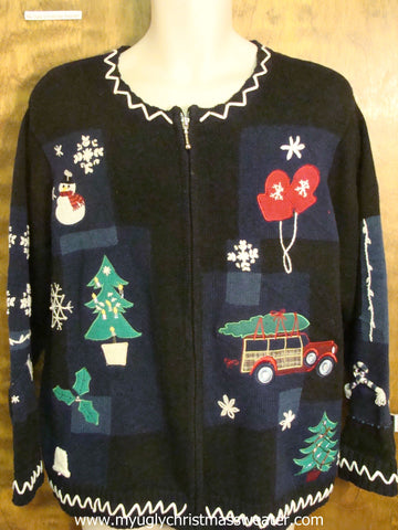 Tree to Bring Home Cute Christmas Sweater