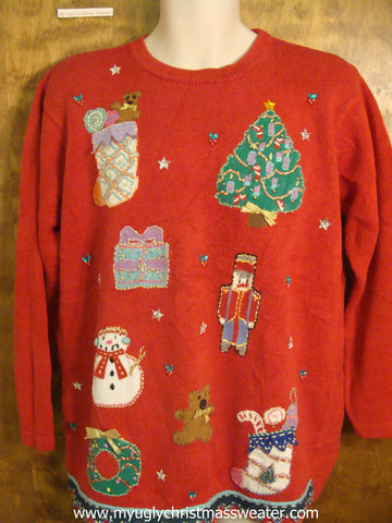 Holiday Favorites Cute Christmas Sweater
