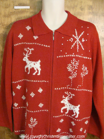 Nordic Design Ugly Christmas Sweater