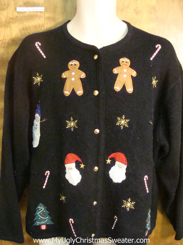 Holiday Favorites and Fun Ugly Christmas Sweater