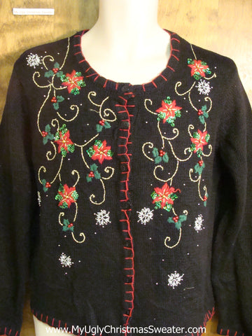 Christmas Garlands Ugly Christmas Sweater