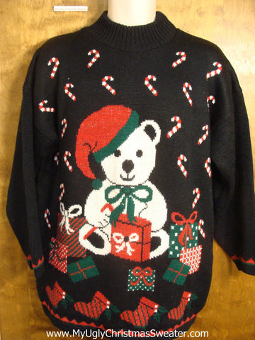 Cutest Bear Christmas Sweater