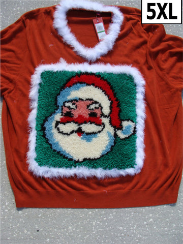 Mens 5XL Christmas Sweater