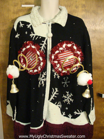 Best of the Worst Crazy Naughty Ugly Christmas Sweater