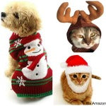 christmas sweaters for dog or cat
