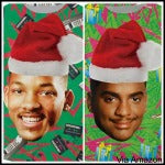 fresh prince christmas sweater