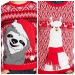 funny christmas sweaters