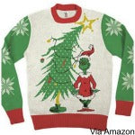 grinch christmas sweaters