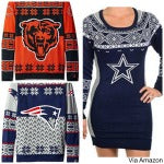 nfl christmas sweaters