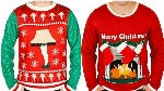 plus sized Christams Sweaters