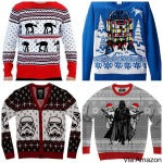 star wars sweaters