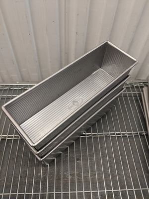 USA Pan Bread Pans with Lids