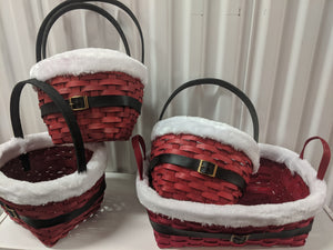 Decorative Christmas Baskets