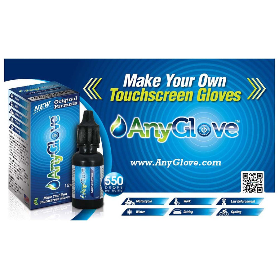 AnyGlove for Touchscreens