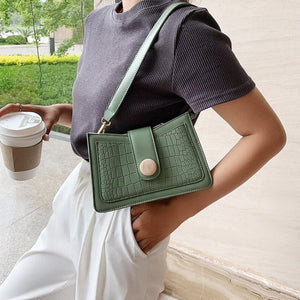 kortni-portia | BRITTNEY Mini Baguette Bag | Women - Bags - Crossbody.