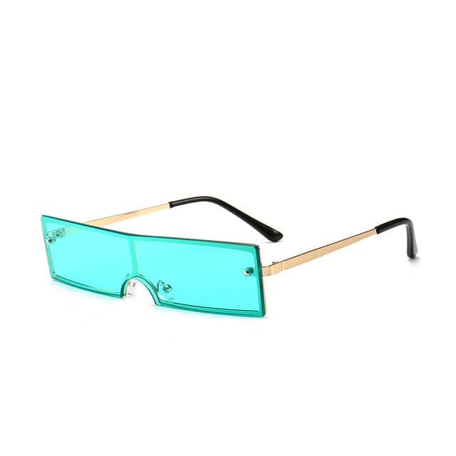 GiGi Rectangle Transparent Shades kortni-portia