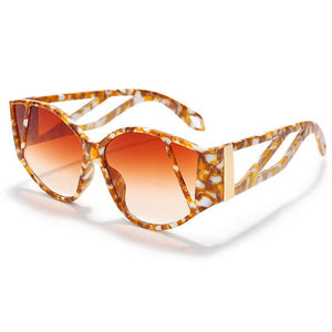 kortni-portia | GUVI Large Cat Eye Sunglasses | .