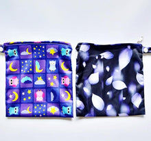 Load image into Gallery viewer, Waterproof Reusable Snack Bag/ Wet Bag - TroveofGaia
