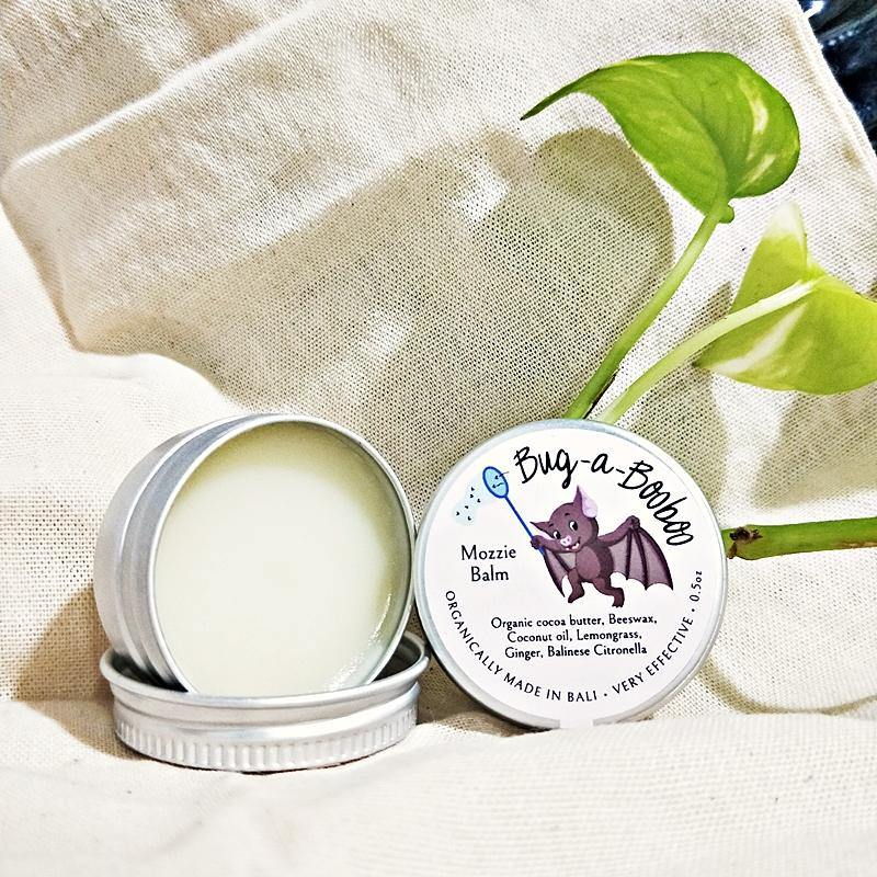 Bug-a-booboo Natural Mosquito & Insect Repellent Balm
