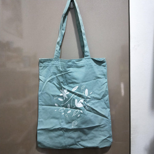 (Thrift) Cotton Tote Shopping Bags